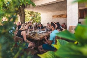 Day Tour from Split: Krka Waterfalls Tour & Wine Tasting