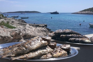 Deluxe Blue Cave Tour: Grilled lunch and Early entry