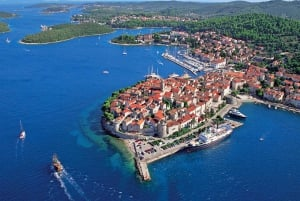 Discover Korcula from Dubrovnik including Winery Visit