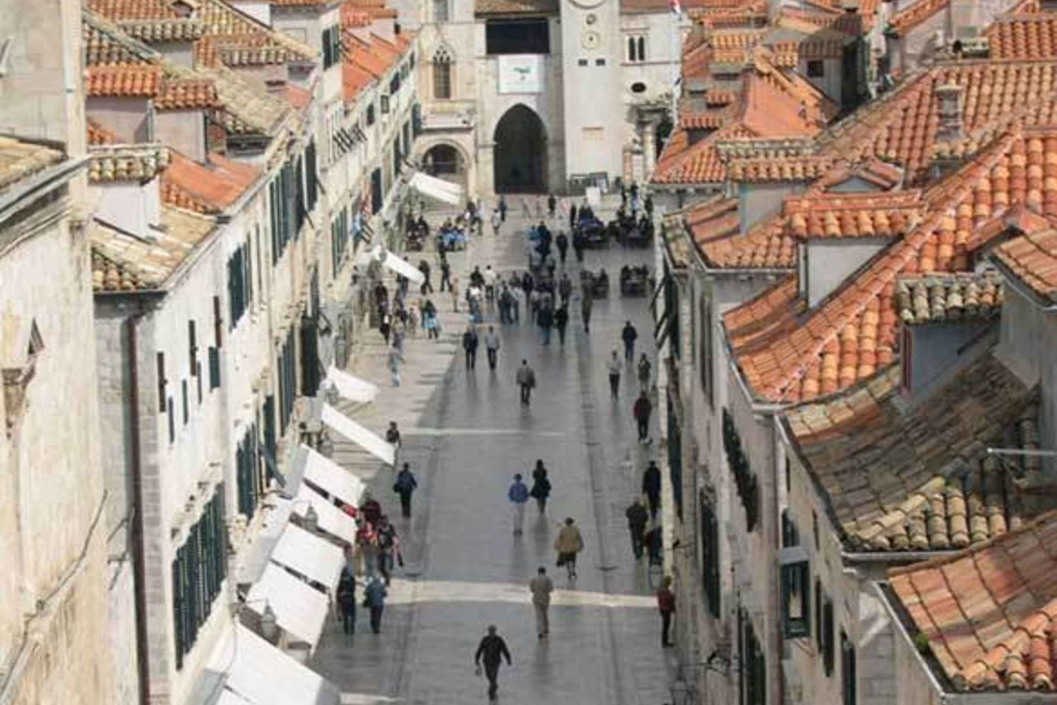 Discover the Beautiful City of Dubrovnik: Private Tour