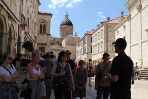 Dubrovnik: 1.5-Hour Old Town Guided Walking Tour