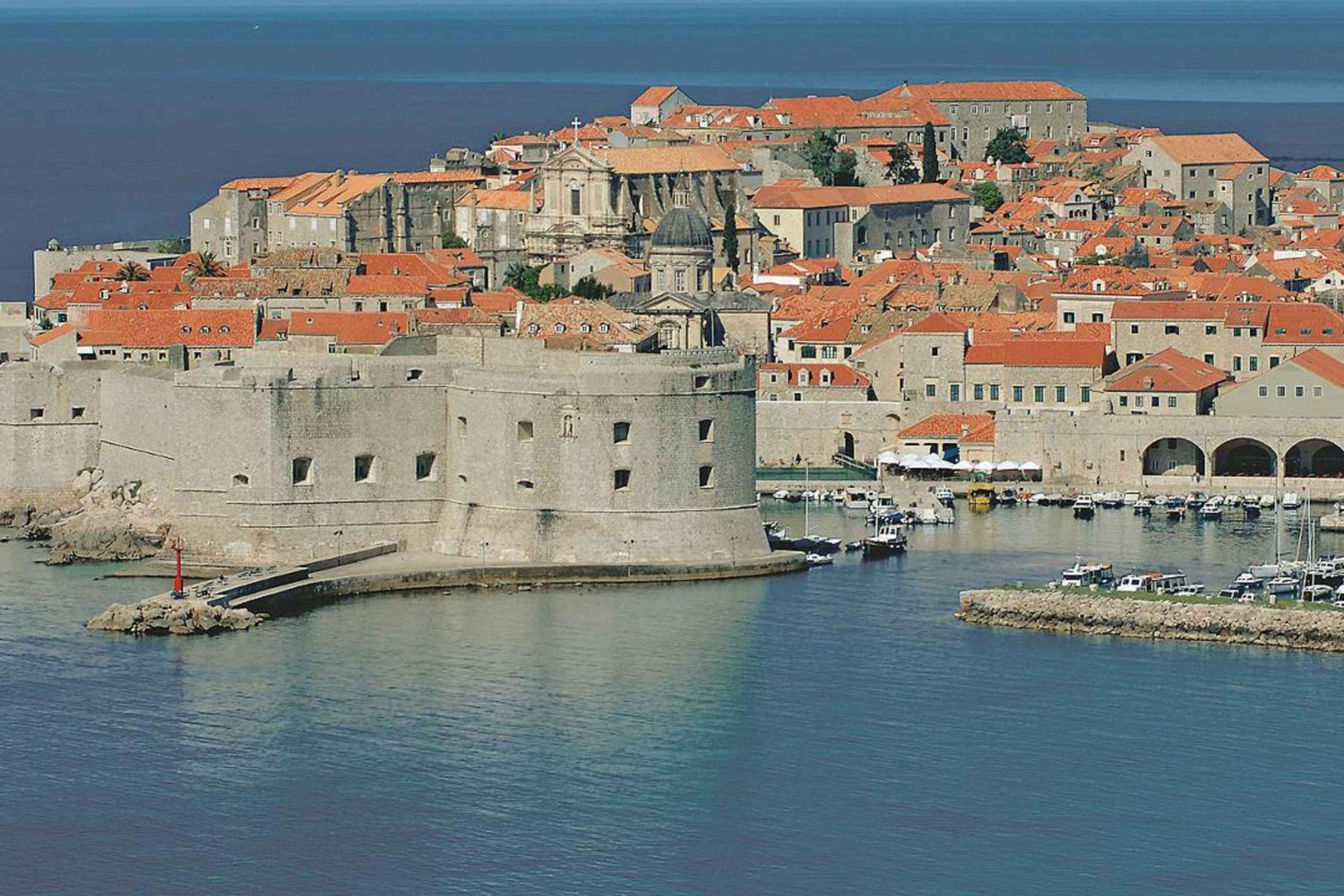 Dubrovnik: 1-Hour Guided Tour