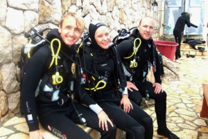 Dubrovnik 2-Hour Uncertified Divers Introductory Dive