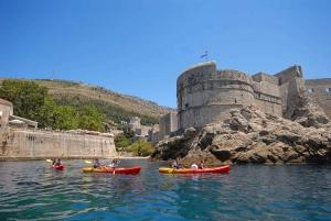 Dubrovnik 3-Hour Sea Kayaking Tour with Snack