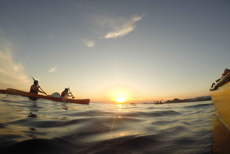 Dubrovnik: 3-Hour Sunset Sea Kayaking Tour