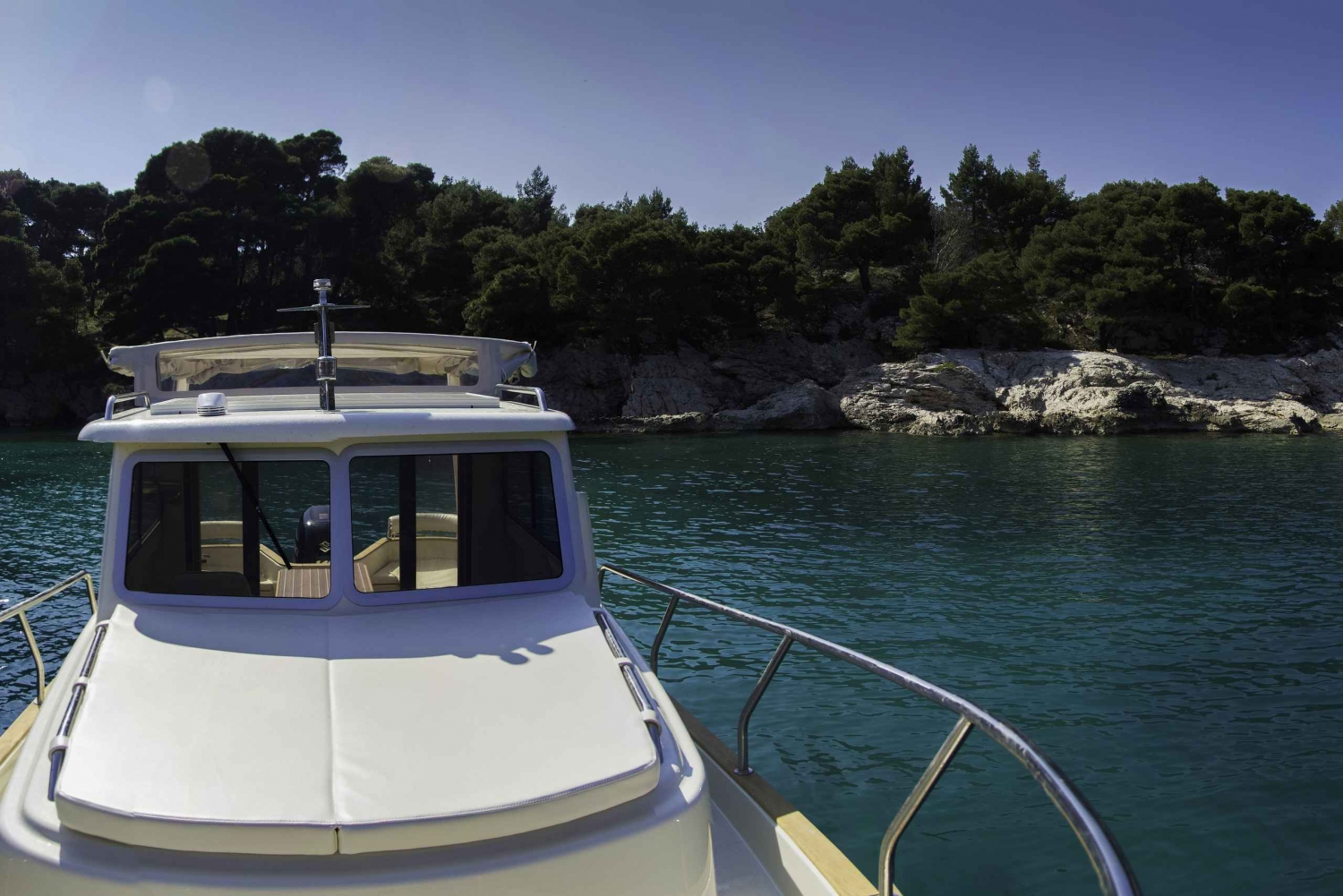 Dubrovnik: All Day Private Boat Tour