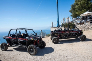 Dubrovnik: Cable Car and Buggy Safari with Tickets