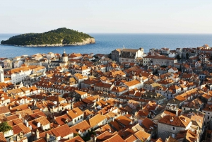 Dubrovnik: Cable Car and Historic Walking Tour