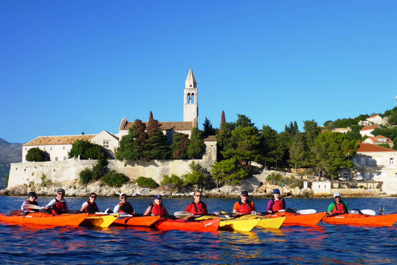 Dubrovnik: Full-Day Sea Kayak Tour to Elaphite Islands