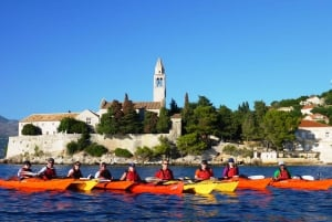 Dubrovnik: Full-Day Sea Kayak Tour to Elaphite Islands