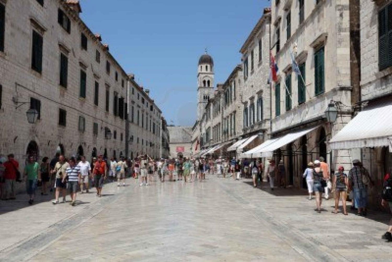Dubrovnik Full-Day Tour from Split and Trogir