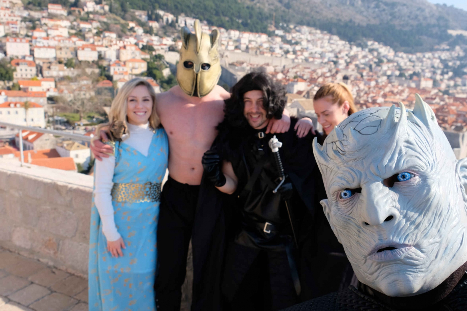 Dubrovnik: 'Game of Thrones' Costume Special
