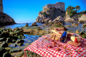 Dubrovnik Gastronomy: 3-Hour Food and Wine Tour