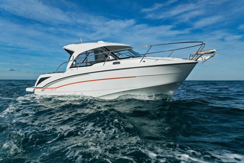 Dubrovnik: Half-Day Private Boat Rental
