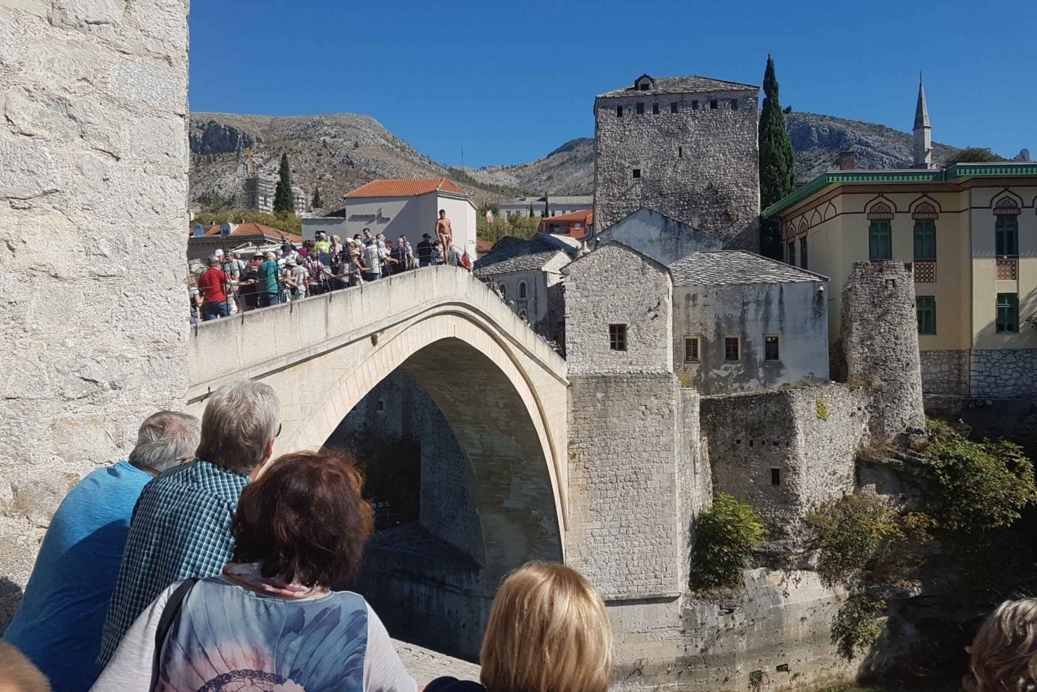 Dubrovnik, Mostar and Split: Private Tour with Lunch