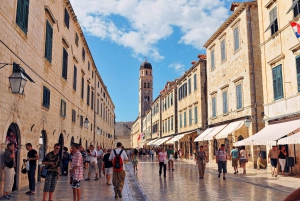 Dubrovnik Old Town Discovery: Cable Car and Walking Tour