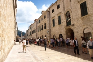 Dubrovnik: Old Town Walking Tour - Small Group