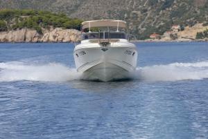 Dubrovnik: Private Elaphite Islands Speedboat Tour