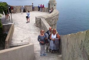 Dubrovnik: Private Walking Tour in Spanish