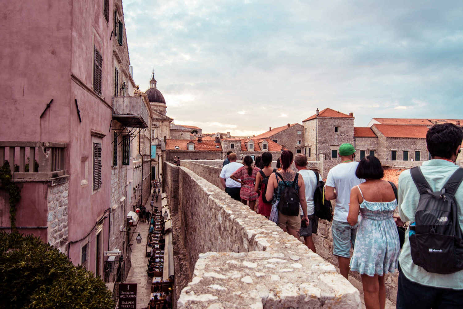 Dubrovnik's City Walls and Wars Historic Walking Tour