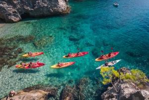 Dubrovnik: Sea Kayaking Tour from Pile Bay