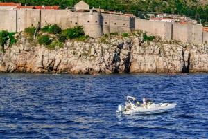 Dubrovnik: Seaside Panorama and City Walls Cruise