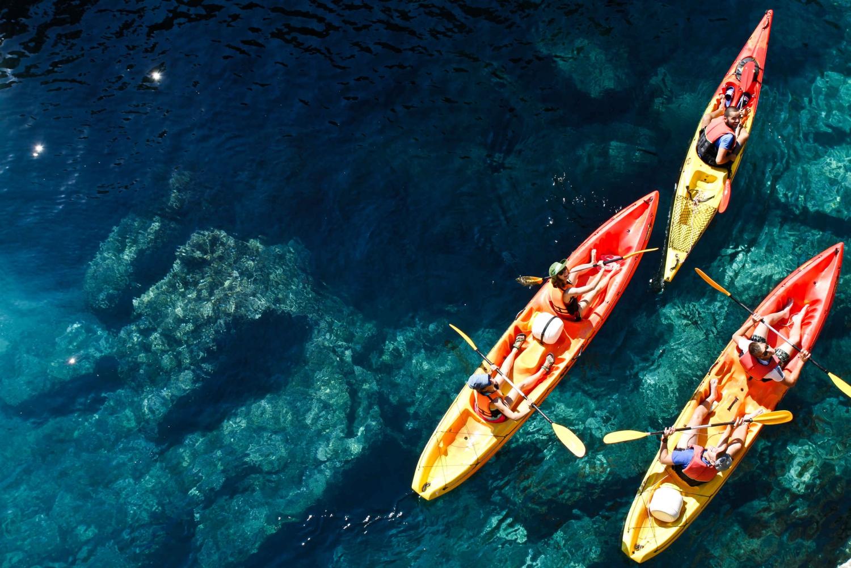 Dubrovnik: Sunset Kayaking Tour