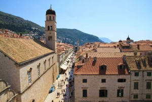 Dubrovnik Walking Tour with Franciscan Monastery