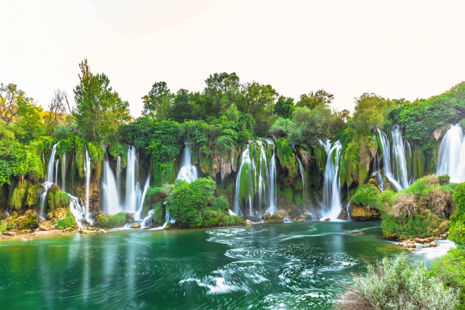 From Dubrovnik: Day Trip to Mostar and Kravice Waterfalls