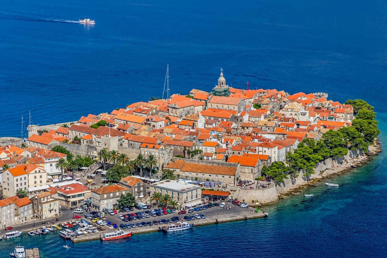 From Dubrovnik: Korcula & Peljesac Winery Tour