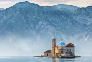 From Dubrovnik: Montenegro Tour with Cruise in Kotor Bay