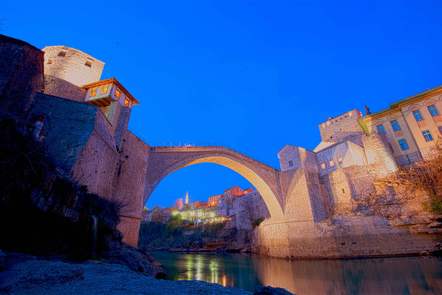 From Dubrovnik: Mostar and Kravice Waterfalls Day Tour