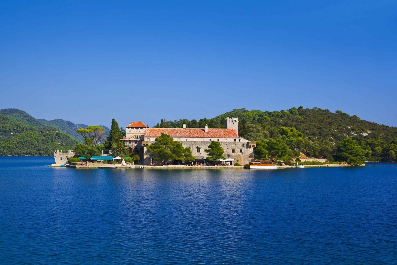 From Korčula: Full-Day National Park Mljet Trip