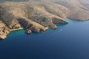 From Krk: Half-Day 4-Islands Tour