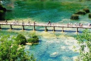 From Makarska: Krka National Park Excursion