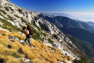 From Novalja: Excursion to Paklenica National Park