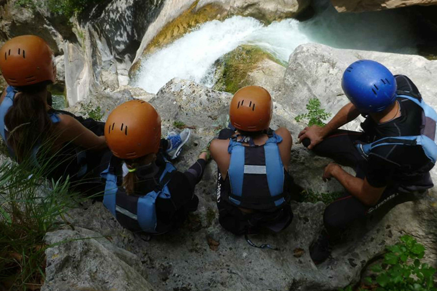 From Omiš: 3-Hour Canyoning on the Cetina River