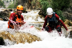 From Omiš: Cetina River Canyoning with Licensed Instructor
