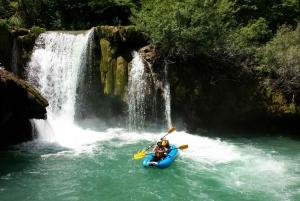 From Primišlje: Mrežnica Canyon Kayaking Tour