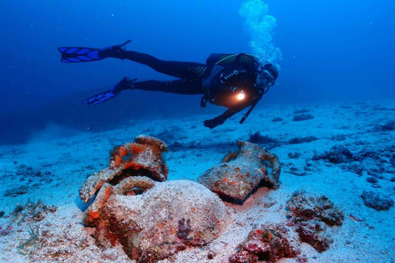 From Split: 1 Dive Scuba Diving for Beginners