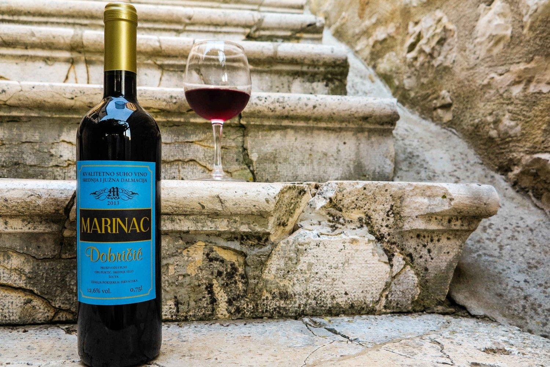 From Split: 2.5-Hour Šolta Island Tasting Tour