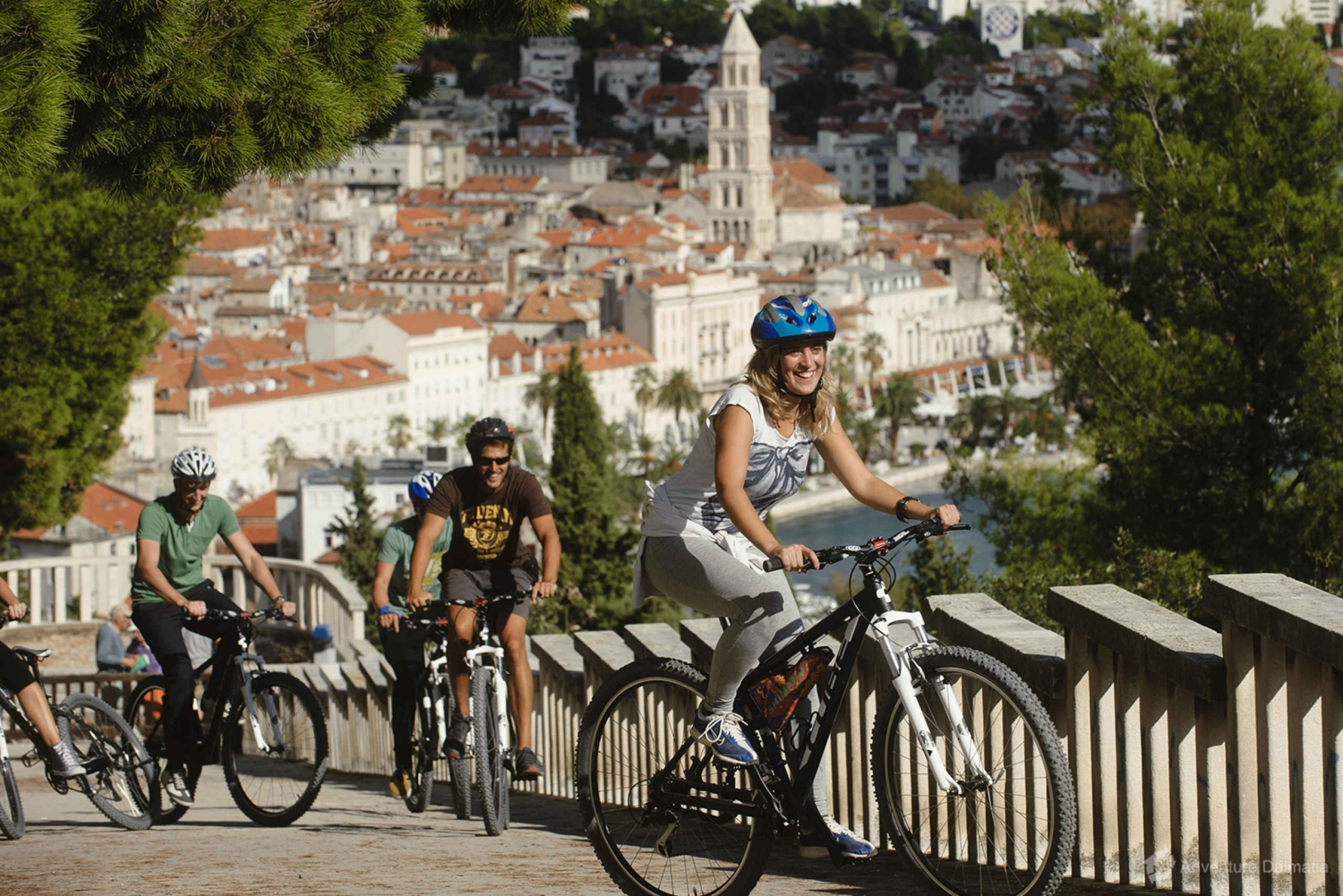 From Split: 3-Hour Bike Tour