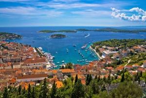 From Split: Blue Cave and Hvar Full-Day Tour