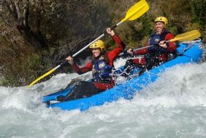 From Split: Canoe Safari on the Cetina River