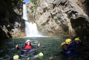From Split: Extreme Canyoning on Cetina River
