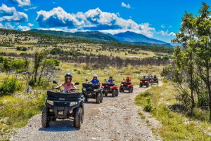 From Split: Full-Day Horse Riding & Quad Biking with Lunch