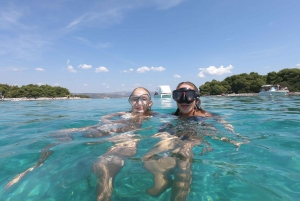 From Split: Hvar Five Islands and Blue Cave Private Tour