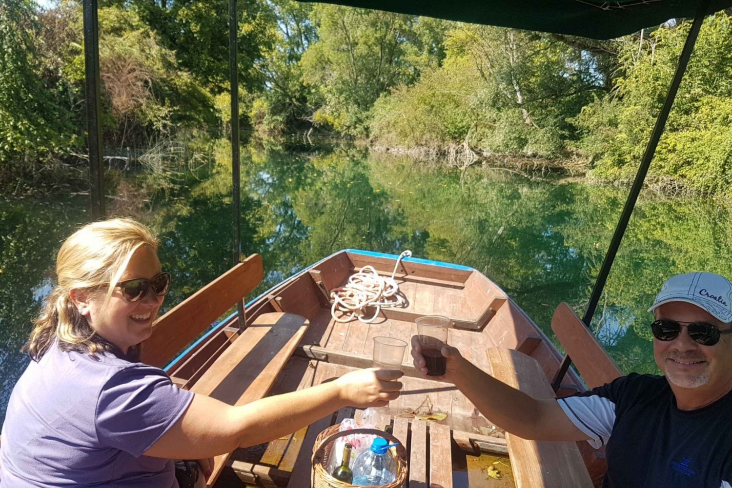 From Split: Jeep and River Safari Tour