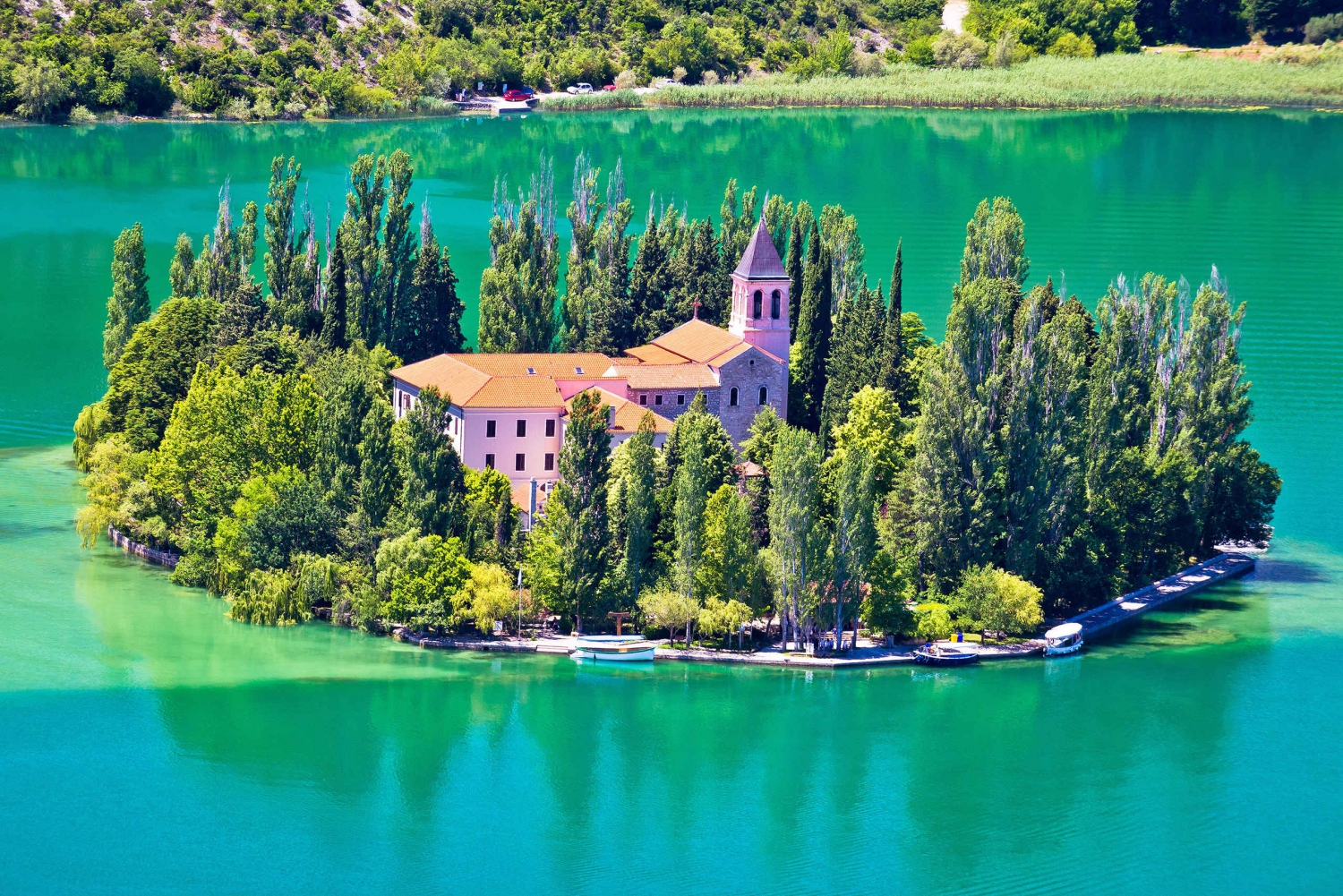 From Split: Krka National Park and Waterfalls Day Tour