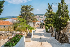 From Split: Krka National Park Day Trip with Boat Ride